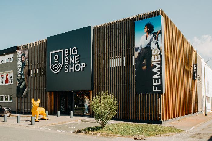 big one shop magasin mode bayonne pays basque. Black Bedroom Furniture Sets. Home Design Ideas